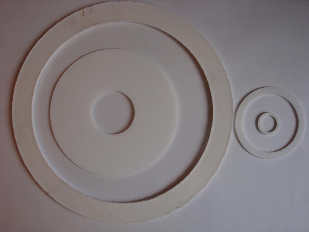 Прокладки фторопластовые Ду 10-Ду3000