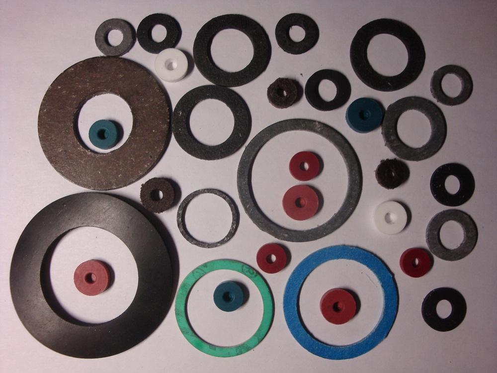 Производство прокладок и колец сантехнических