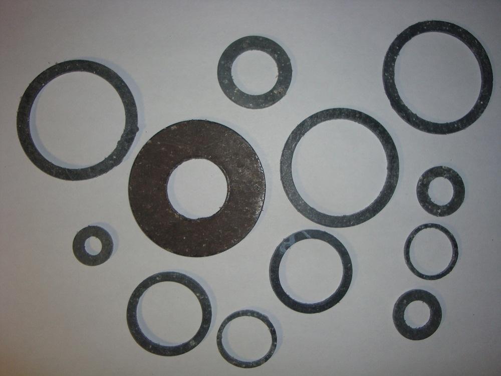 Производство прокладок паронитовых