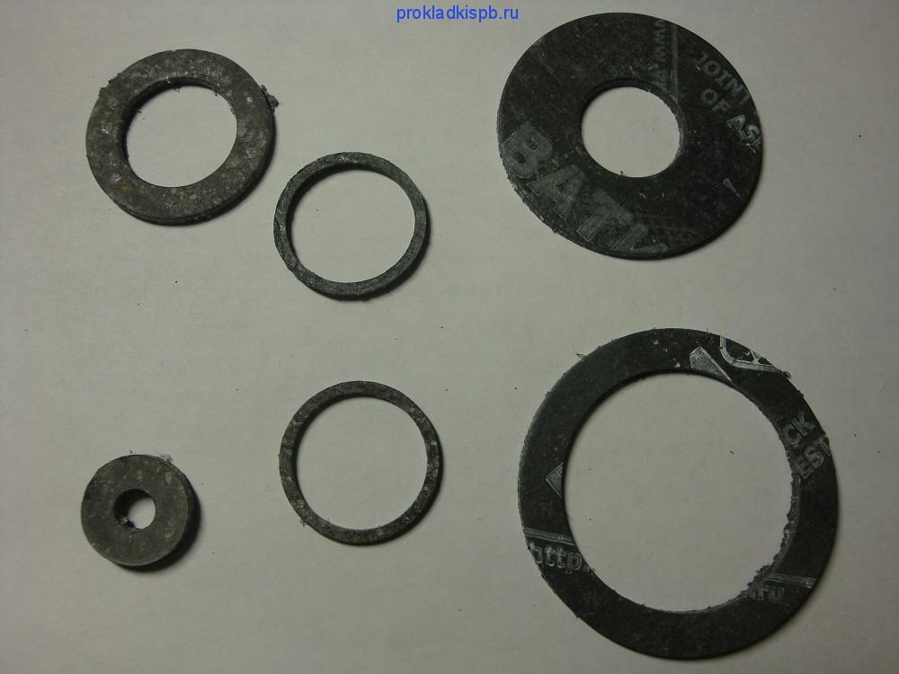 Изготовление паронитовых прокладок по ГОСТ 481-80
