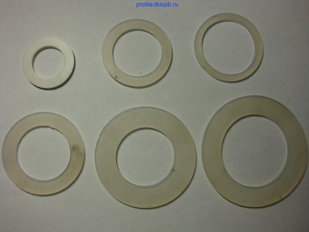 Изготовление прокладок из силикона