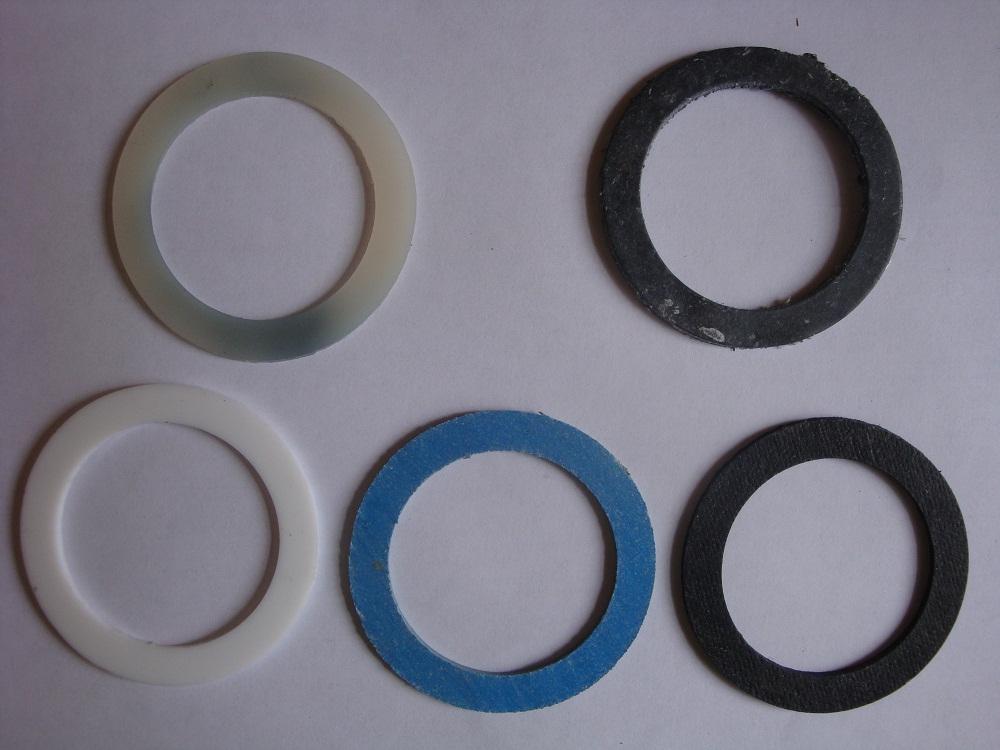 Изготовление прокладок для алюминиевых батарей отопления