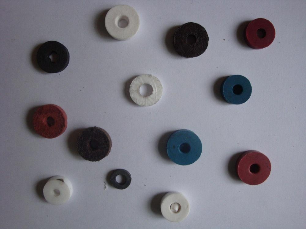 Изготовление прокладок для кранов, кран букс импортных и отечественных